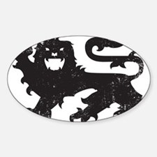 Heraldry Lion Decal