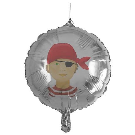 Little Pirate Boy Mylar Balloon