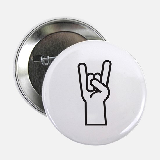 "Heavy Metal 2.25"" Button"