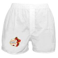 Israeli Boyfriend designs Boxer Shorts