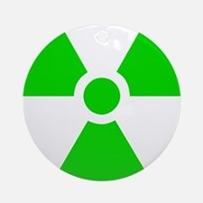 Nuclear Ornament (Round)