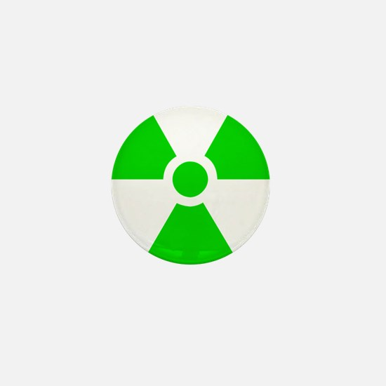 Nuclear Mini Button