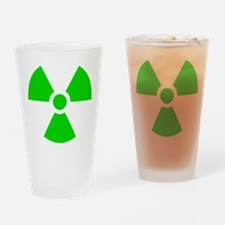 Nuclear Drinking Glass