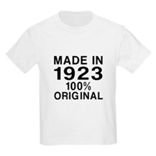 White Fire Pentagon T-Shirt