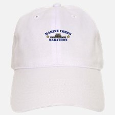 Marine Corps Marathon Baseball Baseball Cap
