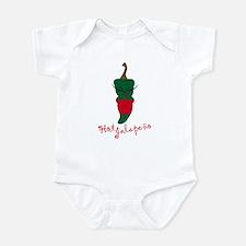 Hot Jalapeno Infant Creeper