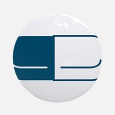Pill Ornament (Round)