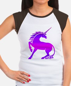 Unicorn Women's Cap Sleeve T-Shirt