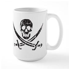 Pirate Cross Mug