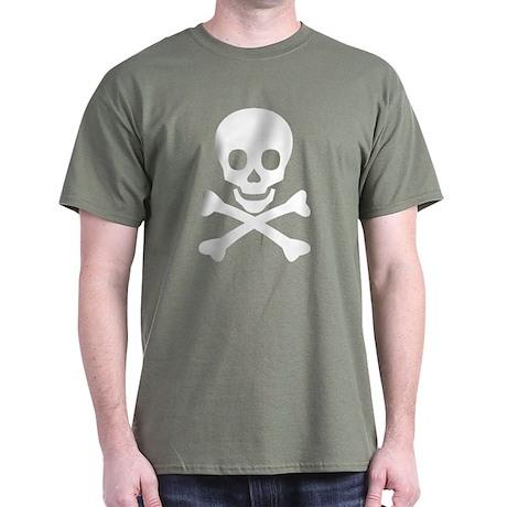 Skull & Crossbones Dark T-Shirt