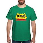 Terror Film Festival GREEN CANTERN T-Shirt