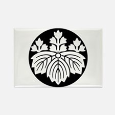 Pointed-leaf paulownia with 5-3 blooms Rectangle M