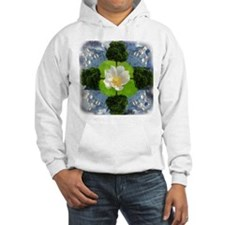 Earth Abstract Jumper Hoody