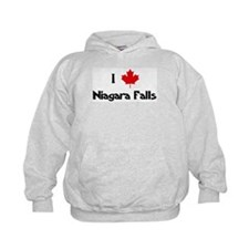 I Love Niagara Falls Hoodie