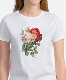 Three Roses Women's T-Shirt