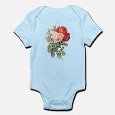 Three Roses Infant Bodysuit