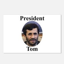 President Tom of Iran Postcards (Package of 8)