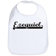 Black jersey: Ezequiel Bib