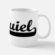 Black jersey: Ezequiel Mug