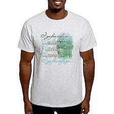 Three jewels t-shirt