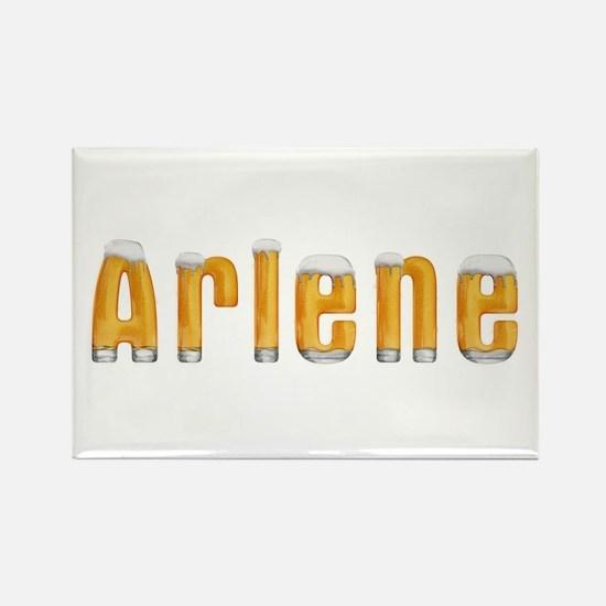 Arlene Beer Rectangle Magnet