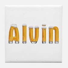 Alvin Beer Tile Coaster