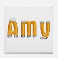 Amy Beer Tile Coaster
