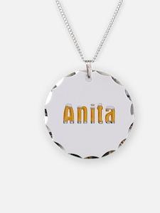 Anita Beer Necklace