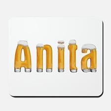 Anita Beer Mousepad