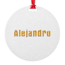 Alejandro Beer Ornament