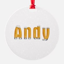 Andy Beer Ornament
