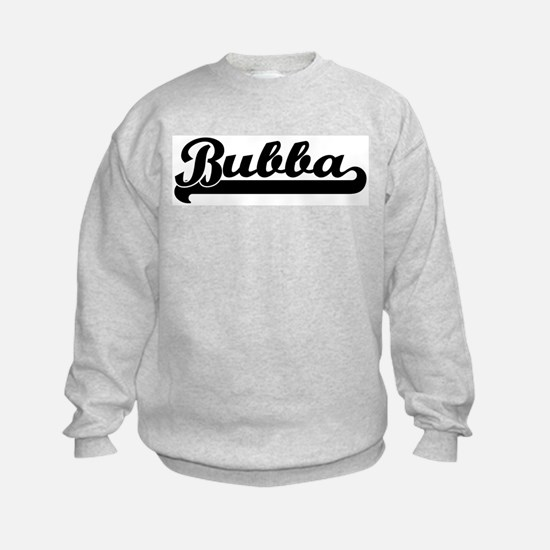 Black jersey: Bubba Sweatshirt
