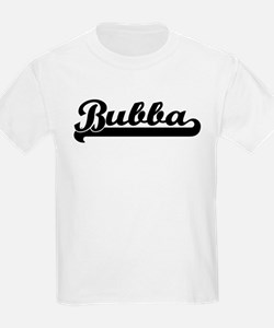 Black jersey: Bubba Kids T-Shirt