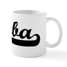 Black jersey: Bubba Mug