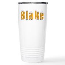 Blake Beer Thermos Mug