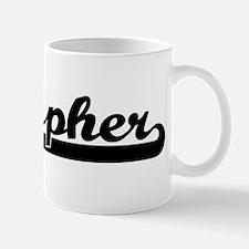 Black jersey: Cristopher Mug