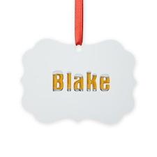 Blake Beer Ornament