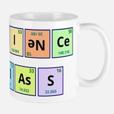 Science Class Small Small Mug