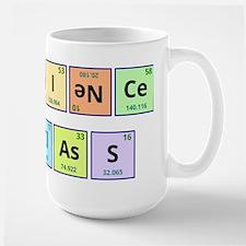 Science Class Ceramic Mugs