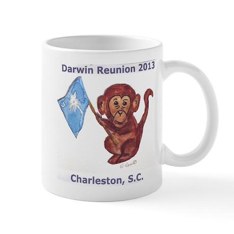 Darwin Reunion 2013 Charleston, SC Mug