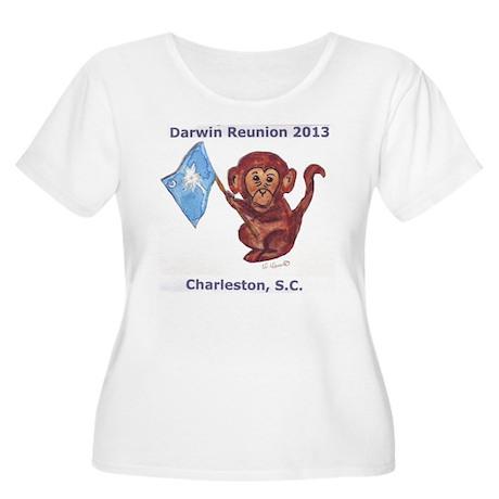 Darwin Reunion 2013 Charleston, SC Women's Plus Si