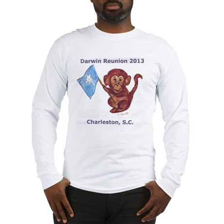 Darwin Reunion 2013 Charleston, SC Long Sleeve T-S