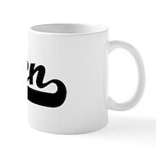 Black jersey: Ethen Mug