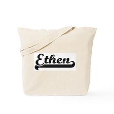 Black jersey: Ethen Tote Bag