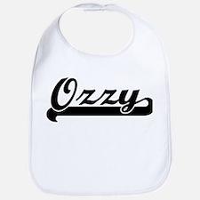 Black jersey: Ozzy Bib