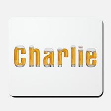 Charlie Beer Mousepad