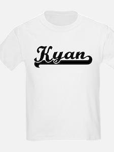 Black jersey: Kyan Kids T-Shirt