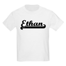Black jersey: Ethan Kids T-Shirt