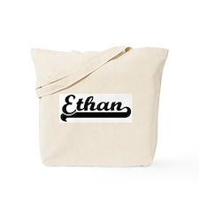 Black jersey: Ethan Tote Bag