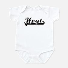Black jersey: Hoyt Infant Bodysuit